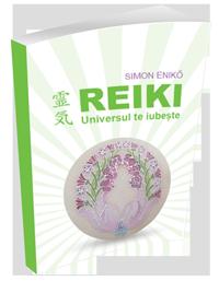Carte Reiki Universul te iubeste, donez banii ARU